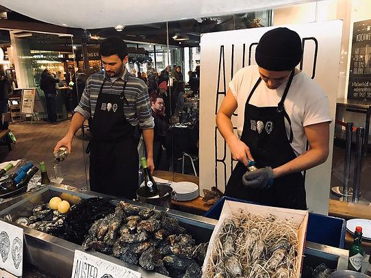 Austern kaufen in Bremen und Austern essen in Bremen