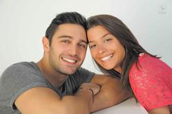 Shooting Studio Couple