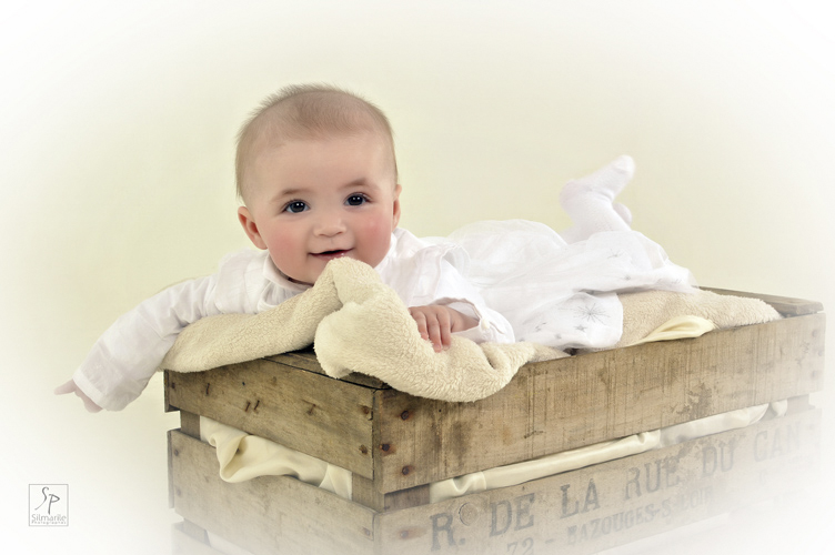 Shooting Studio Bébé