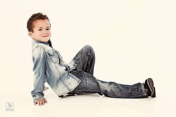 Séance photo Enfant Gold
