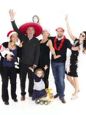 Séance Photo Rêve en Famille