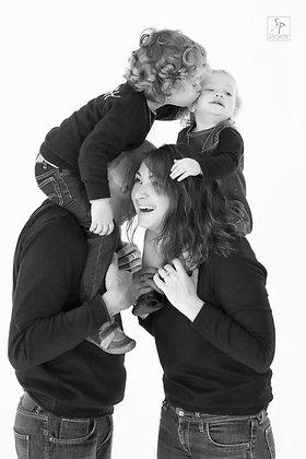 Séance photo Plaisir en Famille