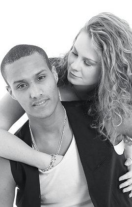 Séance photo en Couple Saphir