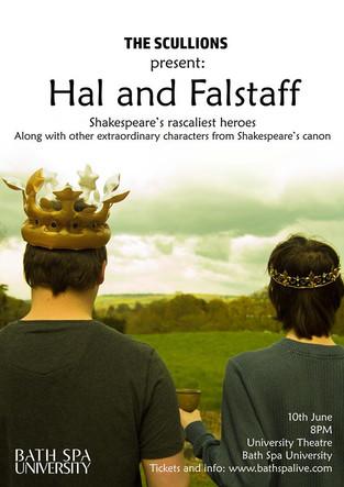 Hal and Falstaff Poster