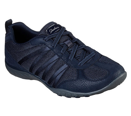 Skechers Relaxed Fit: Breathe-Easy Navy