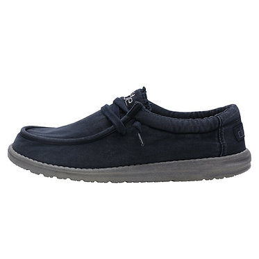 Hey Dude Wally Washed Slip on shoes