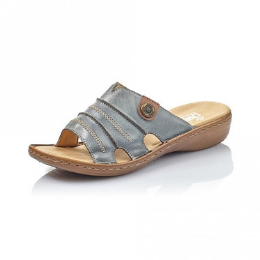 Rieker Slip on Sandals 60876