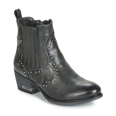 Mustang ankle boots Graphit