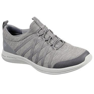 Skechers City Pro Slip On Shoes Grey