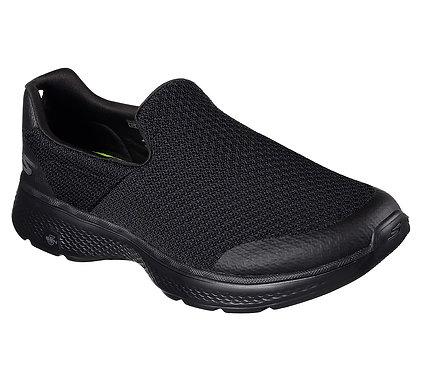 Skechers GOwalk 4 Mens Slip on shoes SK54155