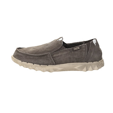 Hey Dude Farty Washed Mud Slip on shoes