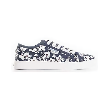 Brakeburn Spring Daisy Tennis Shoes Navy
