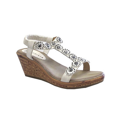 Cipriata Emilia Wedge Sandals L9564