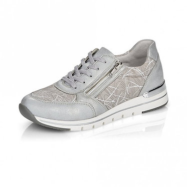 Remonte Combination Lace up Trainers R6700