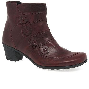Gabor Georgie Ladies Ankle Boots