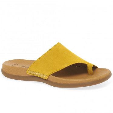 Gabor Lanzarote Toe Post Sandals 63.700