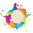 ícone de pintura