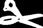 desenho de tesoura vetor