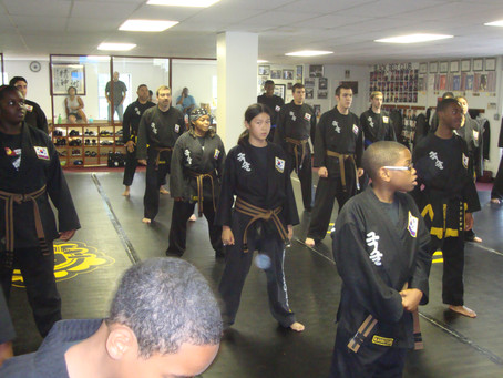Next BELT TEST November 18, 2017