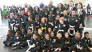 White Belt Yellow Belt Promotions