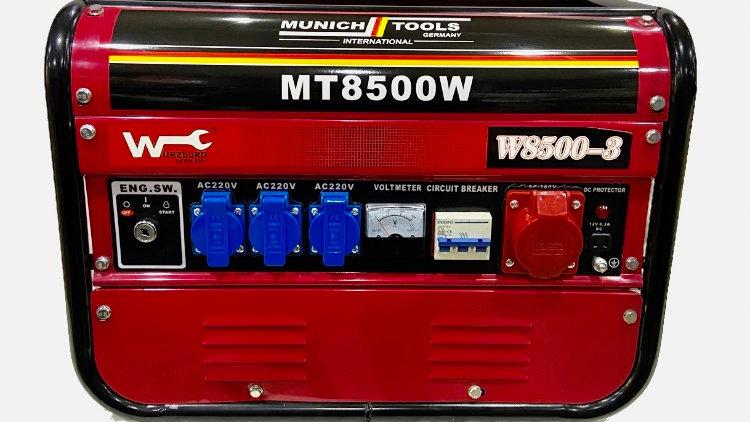Benzin Generator 2000W Stromgenerator Notstromerzeuger Benzin Stromerzeuge
