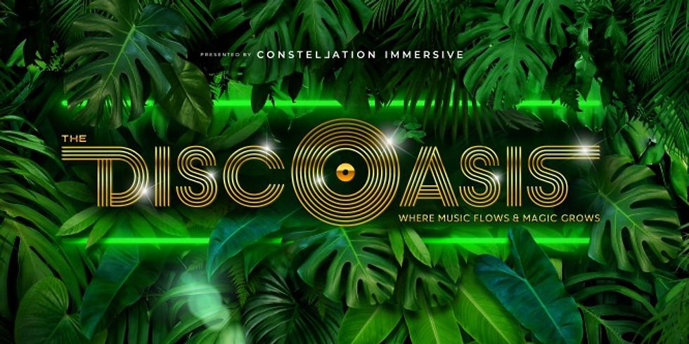DiscOasis at South Coast Botanic Garden - Friday, July 16
