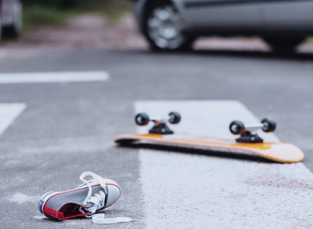 The Deadliest Year for Pedestrians and Bicyclists in Three Decades