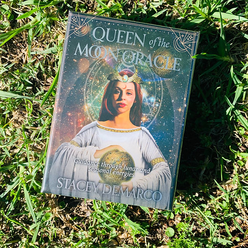 Queen of the Moon Oracle Cards