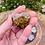 Thumbnail: Small Tigers Eye Orgonite Heart