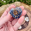 Thumbnail: Small Lapis Lazuli Orgonite Heart
