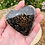 Thumbnail: Large Black Tourmaline Orgonite Heart
