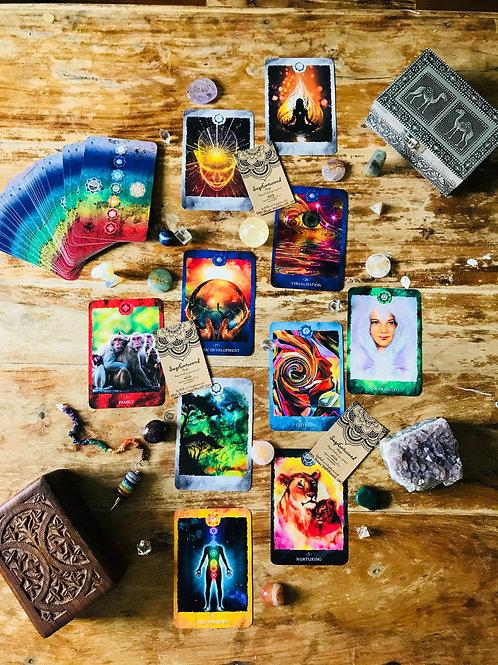 Balancing Chakra Reading