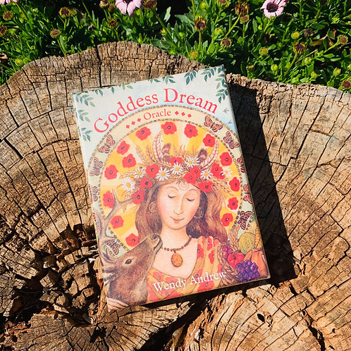 Goddess Dream Oracle Cards
