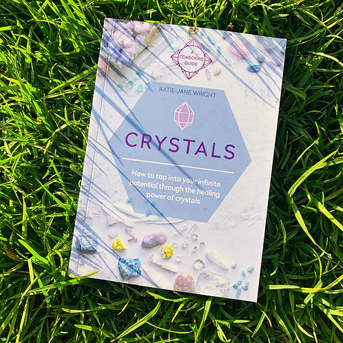 Crystals - Katie-Jane Wright