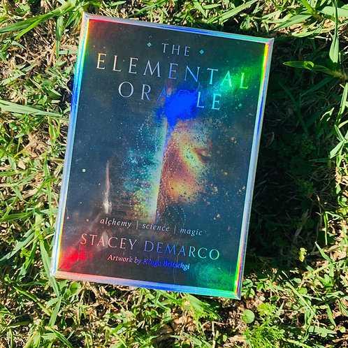 The Elemental Oracle Cards