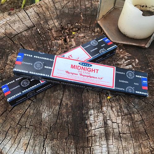 Midnight Satya Incense Sticks 15g