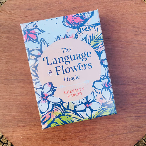 The Language of Flowers Oracle Cards
