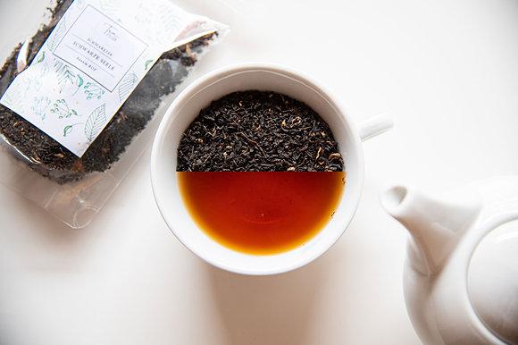 Schwarzer Tee - Schwarze Seele