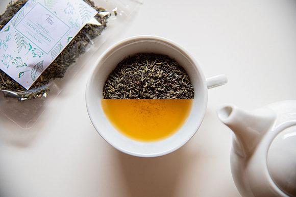 Grüner Tee - Grüne Schönheit