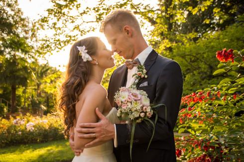 After Wedding Shooting Pillnitz