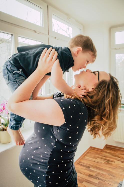 Babybauchshooting