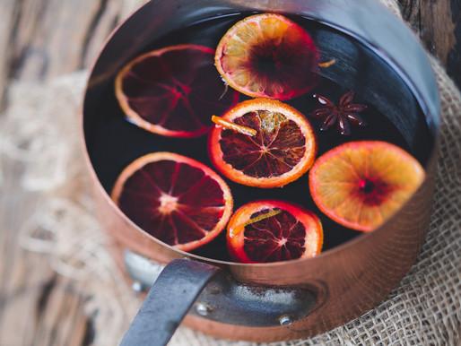 Rezepte mit Tee · Glühwein mit Rum und Tee