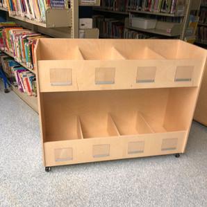 Mobilier de bibliothèque