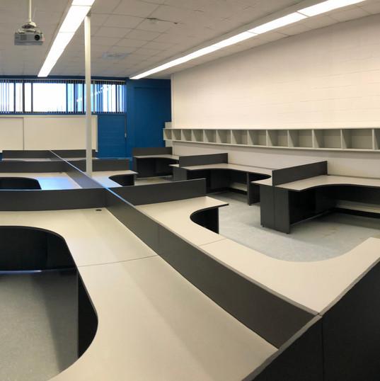 Mobilier scolaire - Salle de classe