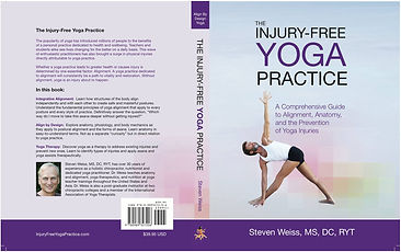 The Injury-Free yoga practice Book cover