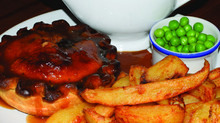 The Masons Arms Upmarket pub grub at its best!