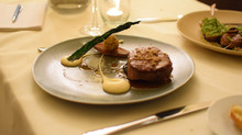 Exquisite Dining - The Clock Tower @ Netley Hall Estate