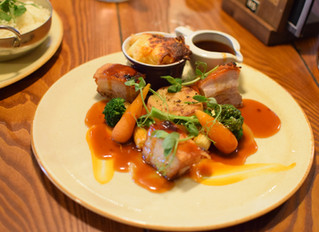 Superb Quality with a service to match - The Lamb Edgmond