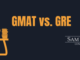 Should I sit the GMAT or GRE?
