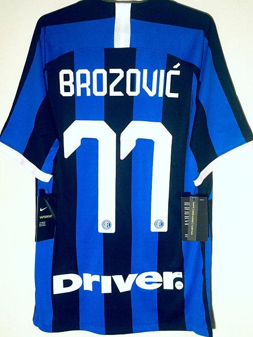 *BNWT* 19/20 Inter Milan Vapor Shirt #77 Brozović